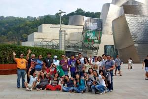 Xarabal no Guggenheim